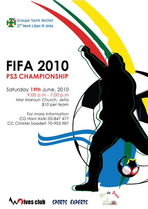 FIFA 2010 – PS3 competition