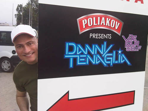Forum De Beyrouth ready for DJ Danny Tenaglia