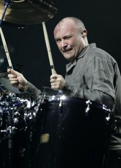 Phil Collins in Lebanon 2005