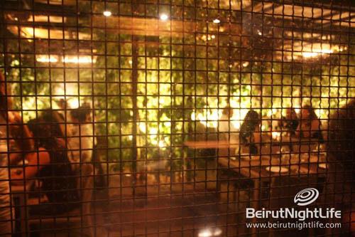 Summer in Lebanon: Centrale Restaurant Saifi