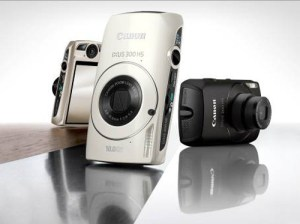 Canon delivers performance and style with the stunning new IXUS 300 HS