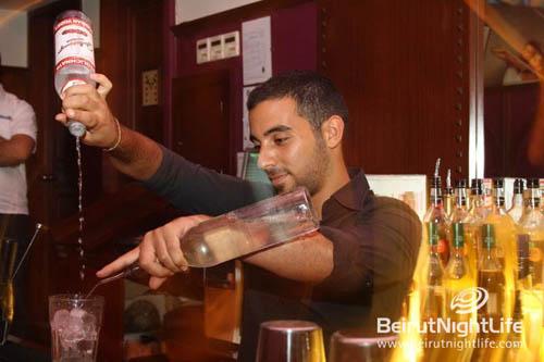 Summer in Beirut: 55 Lounge Bar Gemmayzeh