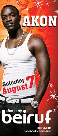 Akon at Beiruf