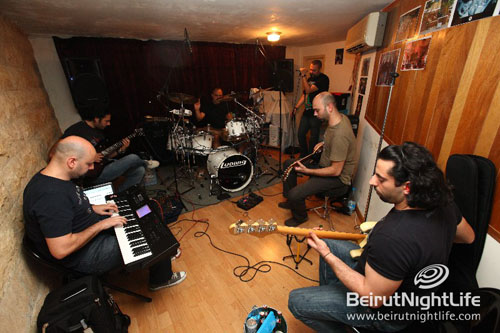 Exclusive BeirutNightLife.com: The Kordz- ROCK from Lebanon