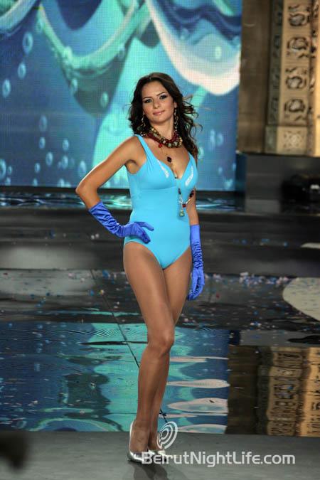 Miss Lebanon Martine Andrawos- Part 2