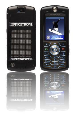 Hydrogen-powered phones