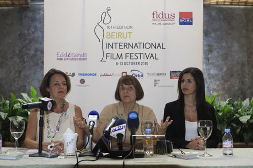Beirut International Film Festival 10th Edition