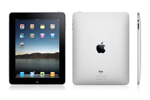 iPad Competition extended…