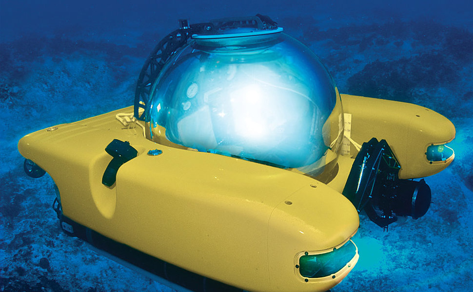 Your Personal Submarine