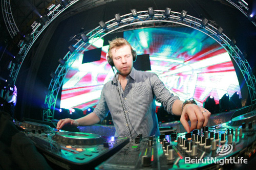 "Ferry Corsten announces ""Once Upon A Night, Vol.2"" mix compilation and world tour!"