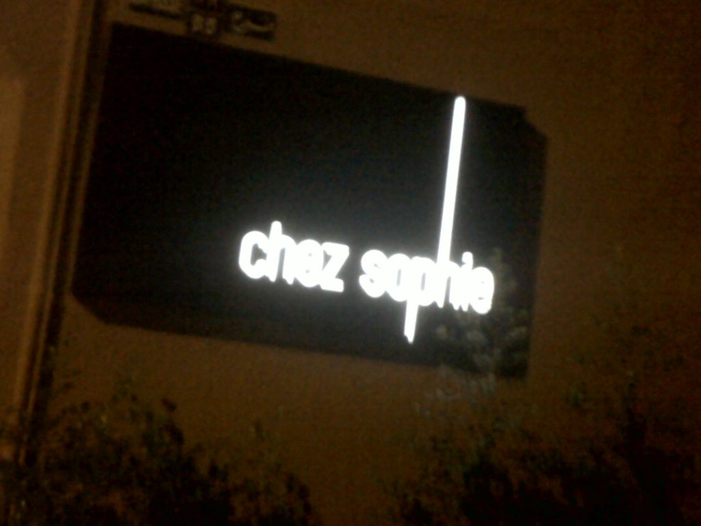 Chez Sophie: French and Classy