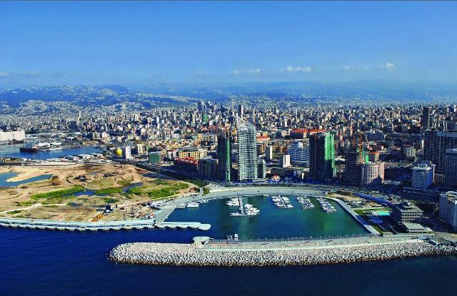 Solidere Marina: A Contemporary Image