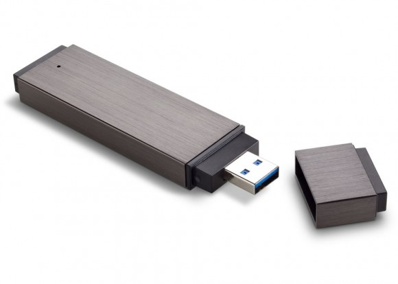 120GB USB Smaller than a Pack of Gum