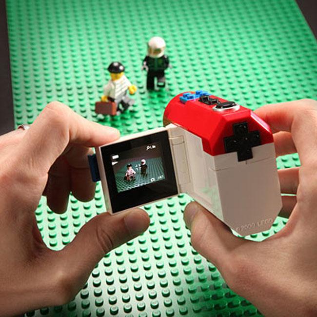 Lego Stop Animation Camera