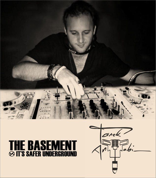 Tarek Antabi And Purple At THE BASEMENT