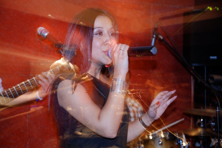 Nadine And Her Band Live at RAZZ'zz