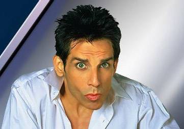 The Zoolander Look is Back!