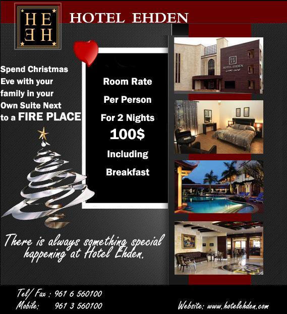 Christmas Eve At Hotel Ehden