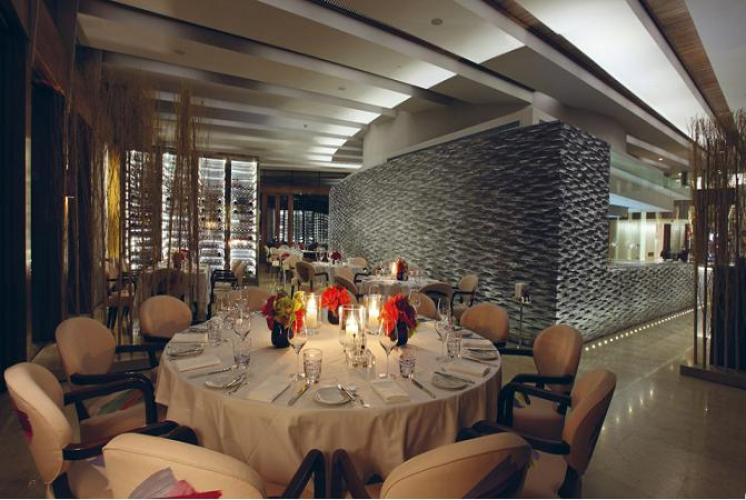 Christmas Eve Dinner At Le Gray Hotel Beirut