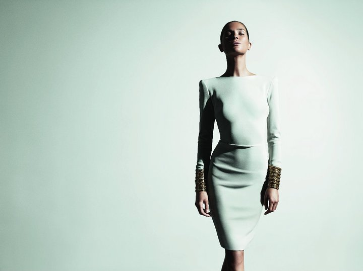 First Look – Elie Saab SS 2011 Ad Campaign