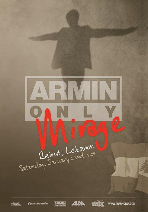Armin Only Mirage Beirut 2011