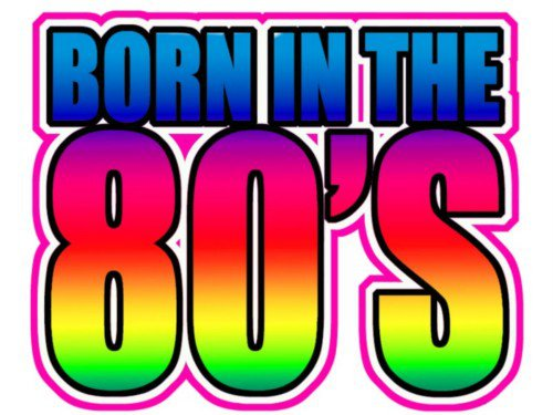 Born In The 80's At Chocolate Club