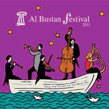 Nina Kotova At Al Bustan Festival 2011