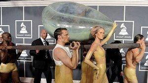 Shocking Fashion at the Grammys