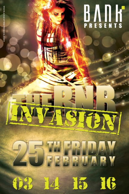 The RNB Invasion At Bank Batroun