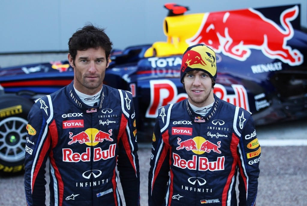 Infiniti and Red Bull Racing