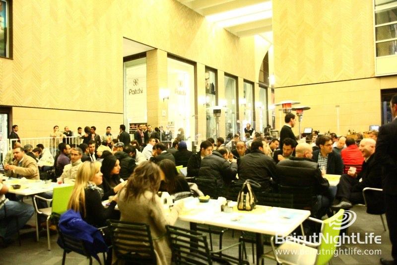 ArabNet's Beirut Souks Dinner Party