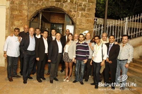 HORECA Chefs Drink in Gem And Dine in Alcazar
