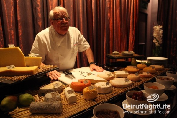 Cheese & Wine With Cheese Expert Claude Lauxerrois at Eau De Vie