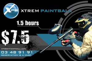 HOT DEAL: Double the Paintball Fun for Half the Price