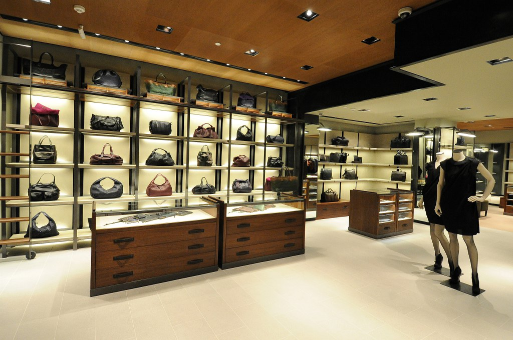 Bottega Veneta in Beirut Souks