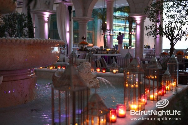 the Amethyst Lounge: A Breathtaking Venue