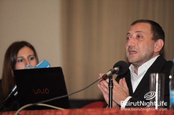 Bernard Khoury Speaks About Dreams and Vision at AGBU