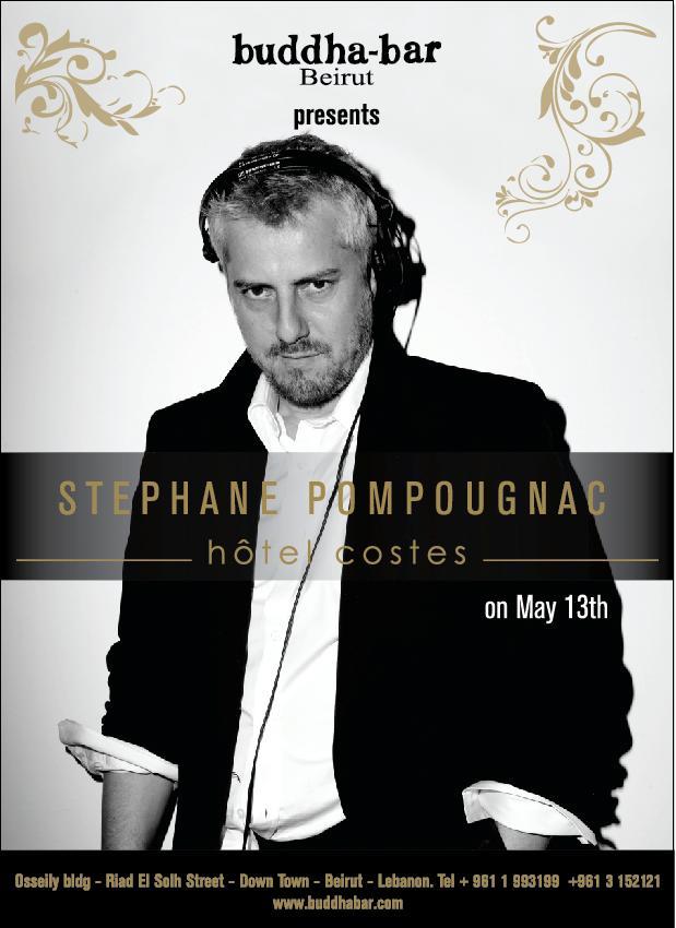 Stephane Pompougnac At Buddha Bar