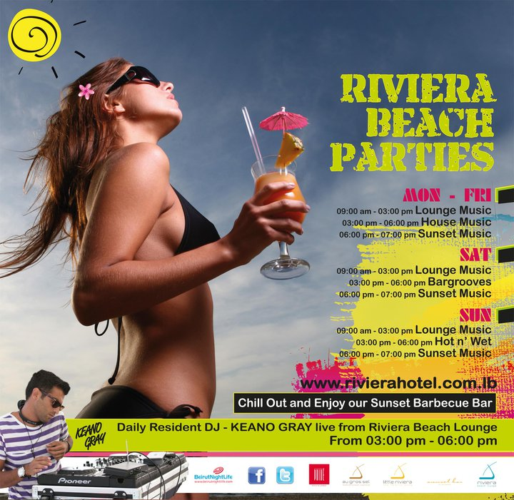 Riviera Beach Parties