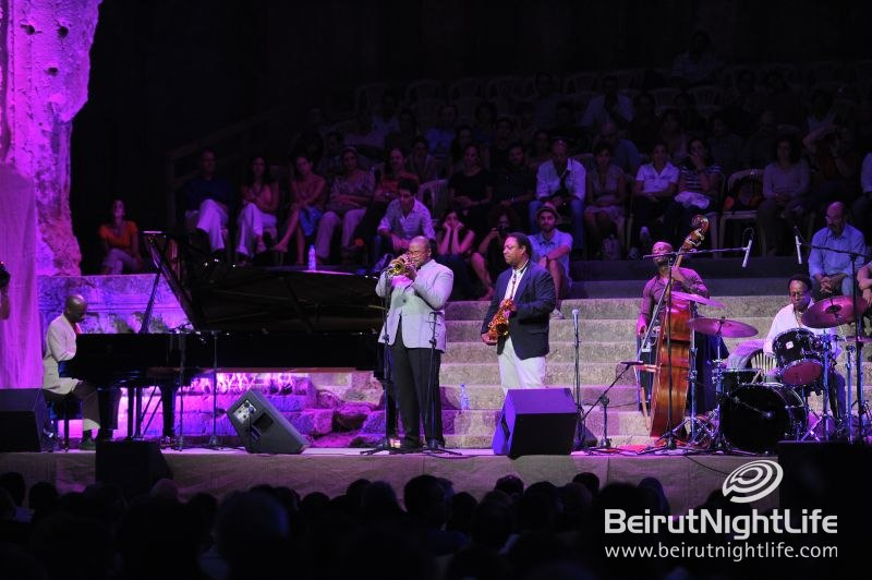 Louis Hayes and the Cannonball Legacy Band at Baalbeck International Festival 2011