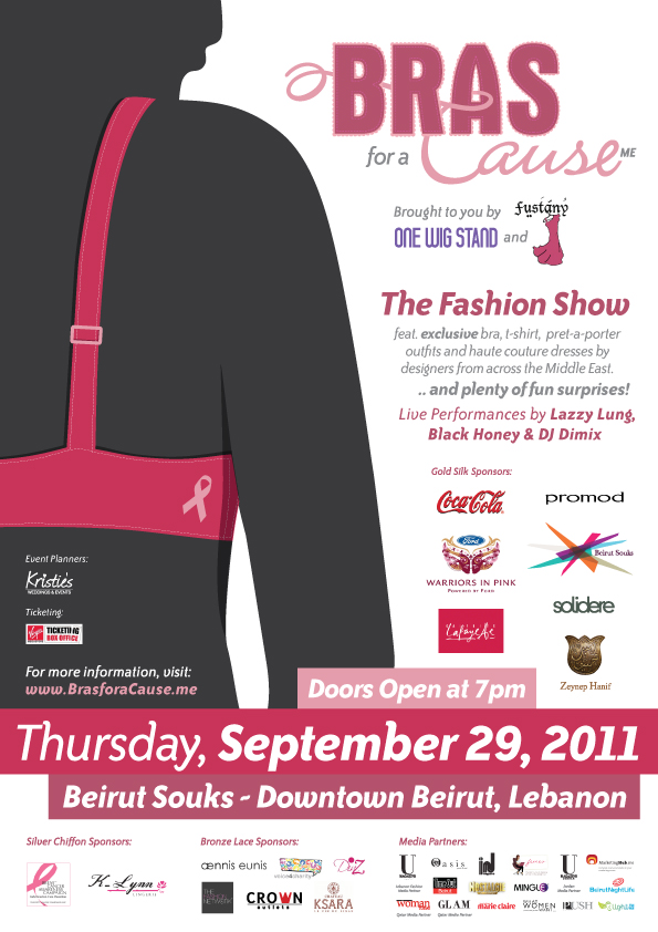 Bras For A Cause: The Fashion Show