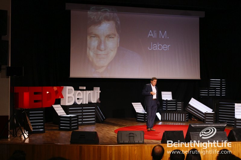 TEDxBeirut: From Limitation to Inspiration