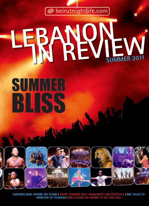 BeirutNightLife.com's Lebanon In Review: Summer 2011–OUT NOW!