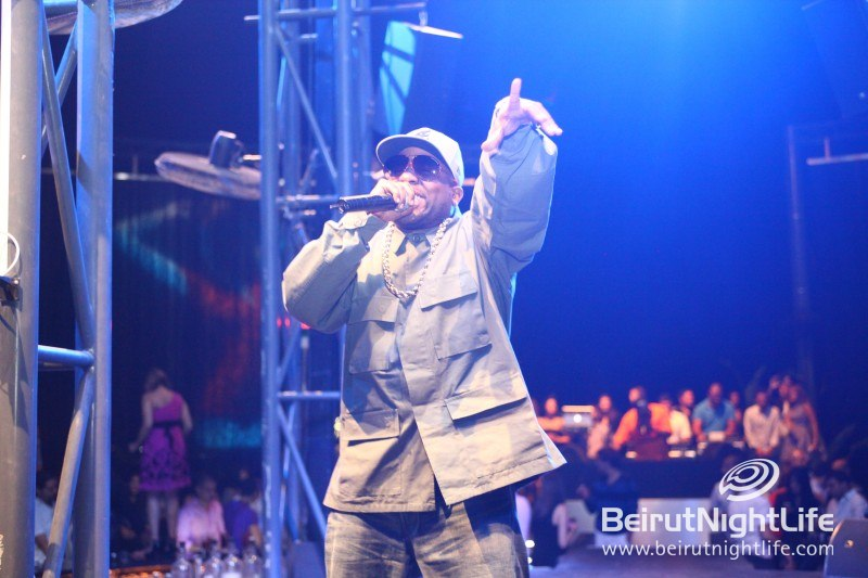 """I'm Sorry Mrs. Jackson but I am For Real"" that Big Boi of Outkast Performed Live at Pier 7"