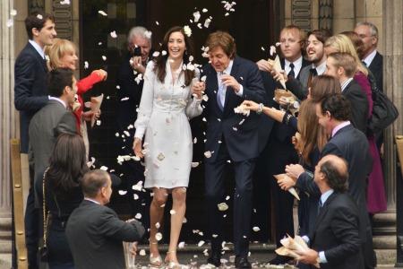 Beatles' Star Marries Again