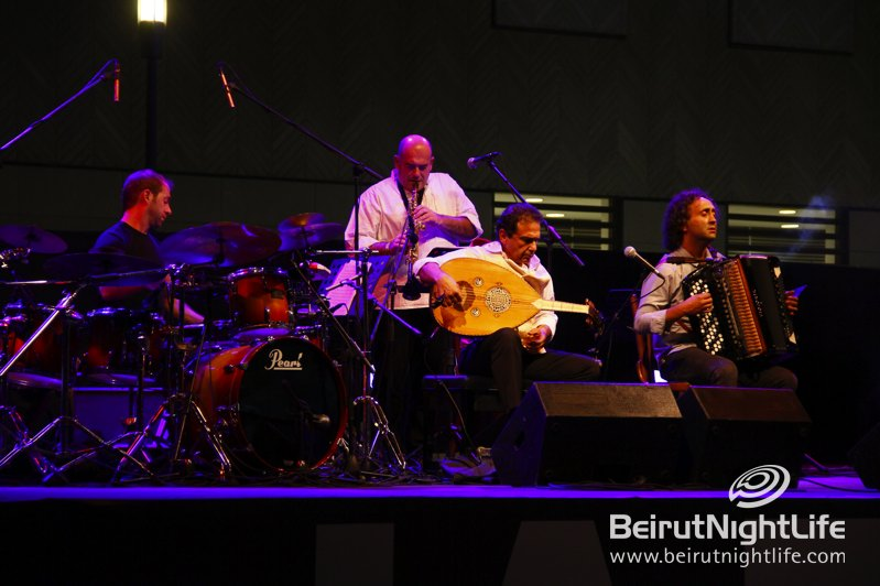 Rabih Abou Khalil Group Jazz Up The Beirut Souks