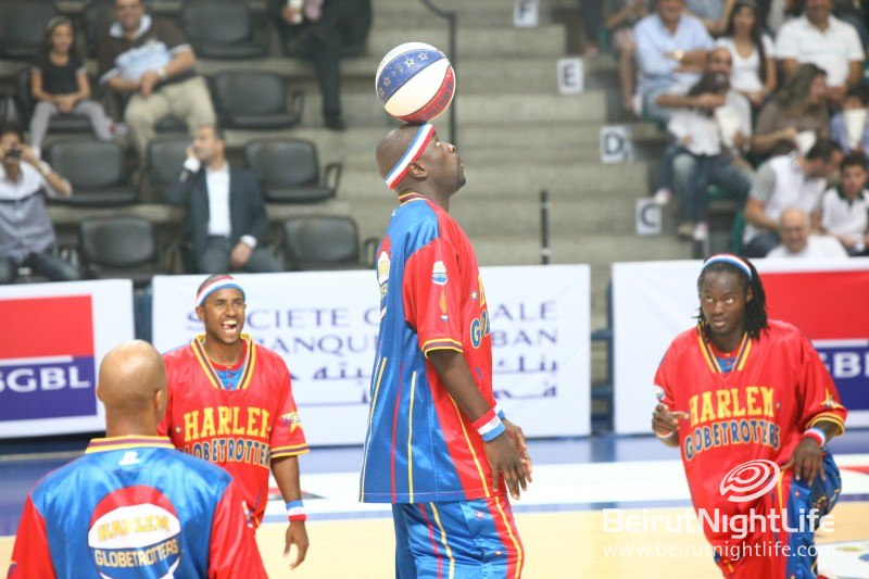 Harlem Globetrotters Live In Lebanon – The Show, The NRJ Interview and more