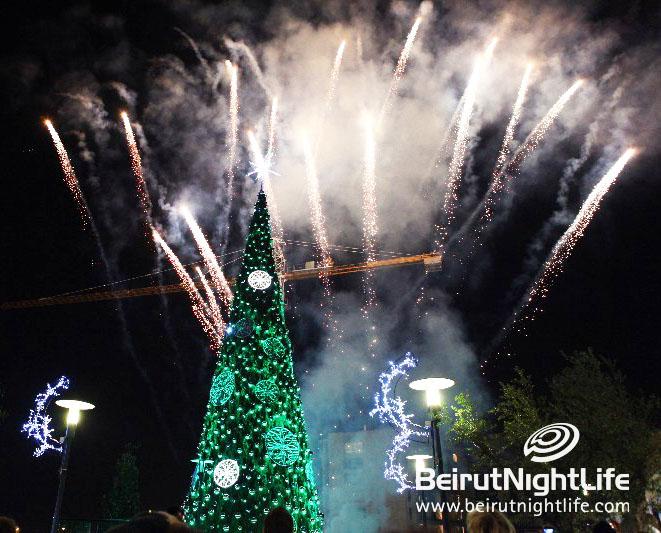 Beirut Celebrates 2011: Kick Starts with Nancy Ajram