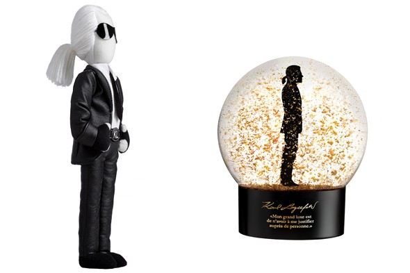 Karl Lagerfeld Limited Edition Makeup Line for Christmas