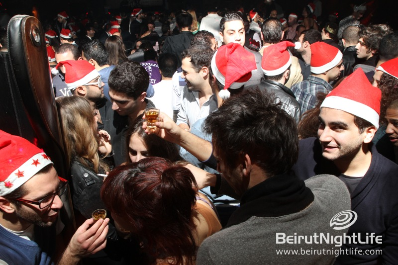 B018 Celebrates Christmas 2011